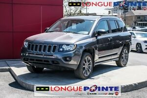 2016 Jeep Compass /North 4x4 - CAM DE RECUL- TOIT BLUTOOTH