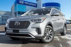 2017 Hyundai Santa Fe XL LUXURY 6 PASS, LEATHER, ROOF