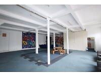 First floor workshop, showroom, unit space, storage, studio or office