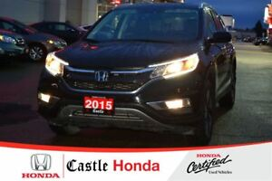 2015 Honda CR-V Touring/REMOTE STARTER INCLUDED!
