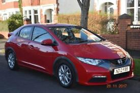 Honda Civic 2012 1.4 SE I-VTEC, 5 door hatchbac