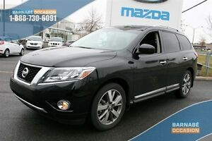 2016 Nissan Pathfinder PLATINUM!!!CAMÉRAS-GPS-ENSEMBLE DIVERTISS