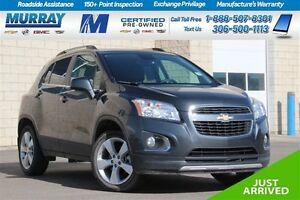 2014 Chevrolet Trax LTZ*REMOTE START*SUNROOF*REAR CAMERA*