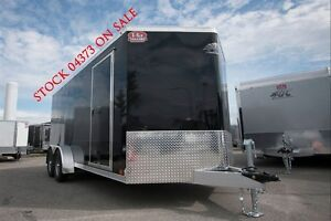 """2017 Stealth Trailers """"I don't want to do inventory"""" SALE"""
