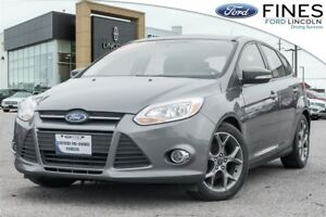 2014 Ford Focus SE - FORD CERTIFIED WITH RATES FROM 1.9% APR