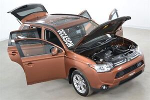 2014 Mitsubishi Outlander V6 GT S-AWC 7 Passagers Cuir+Toit+Came