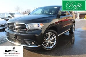 2016 Dodge Durango Limited-Leather-Rear view camera