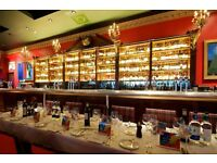 Kitchen Porter- Canary Wharf Restaurant