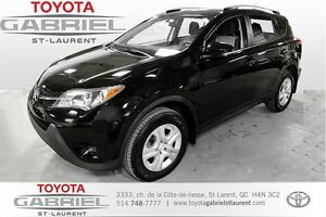 2013 Toyota RAV4 LE + AWD + CAMÉRA + BLUETOOTH + MAGS + AUX + US