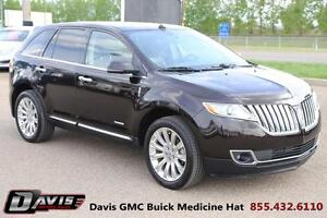 2013 Lincoln MKX Heated & cooled seats! Panoramic sunroof!
