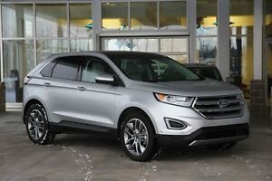 2016 Ford Edge Titanium Save almost $10,000 on this Demo Special