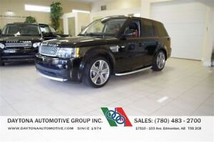 2012 Land Rover Range Rover Sport AUTOBIOGRAPHY SUPERCHARGED