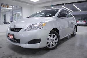2014 Toyota Matrix AUTO, PWR GRP, ONE OWNER, MINOR BUMPER ACCIDE