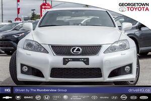 2009 Lexus IS F Base