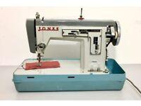 JONES ZIG ZAG Sewing machine