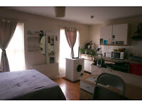 Lovely one bedroom studio available (03 - 28 June) all inclusive in Stock Newington, Zone 2