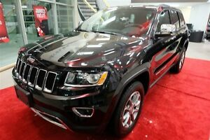 2016 Jeep Grand Cherokee LIMITED + MAGS + CAM RECUL + TOIT