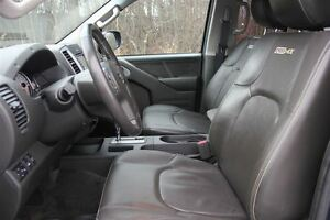 2015 Nissan Frontier PRO4X Leather/ Navigation/ Sunroof/ Box Lin Prince George British Columbia image 17