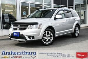 2011 Dodge Journey CRUISE CONTROL, BLUETOOTH