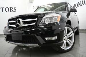 2012 Mercedes-Benz GLK-Class GLK350 4MATIC LUXURY TECH PKG NAV C