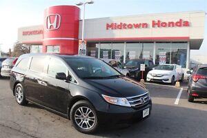 2013 Honda Odyssey EX-L w/RES (A5)