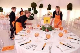 Part Time Flexible Waiter Shifts at Guildford Events - No Experience Required & Immediate Start