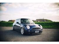 Mini one 1.6 remapped