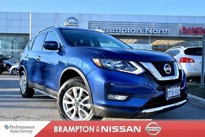 2017 Nissan Rogue SV AWD Dealership Demo*Bluetooth, Rear Camera*