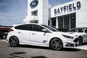 2015 Ford Focus Hatchback ST At Bayfield Ford Lincoln In Barrie