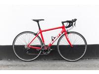 Full carbon road bike 54 cm