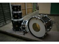 !!RARE!! 1970/80s GRETSCH NAMED BAND KIT & SNARE RESTORED VGC (LE27QT) !!RARE!!