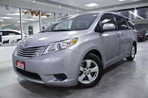 2016 Toyota Sienna X RENTAL ,LE, PWR SLIDING DOORS, NO ACCIDENT,