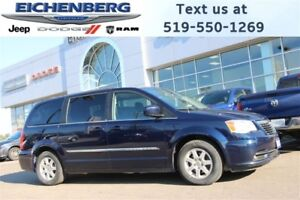 2012 Chrysler Town & Country Touring *DUAL DVDS*
