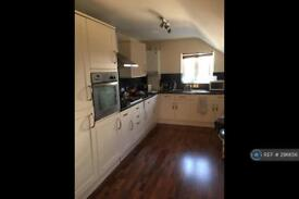 2 bedroom flat in Checketts Lane, Worcester, WR3 (2 bed)