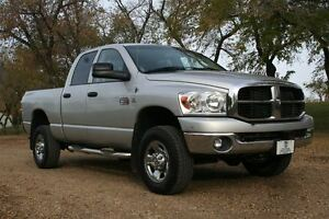 2007 Dodge Ram 3500 SLT/SPORT, DIESEL, 4X4, SEATS 6, POWER SEATS