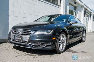 2013 Audi S7 4.0T (S tronic) Local! No Accidents!!