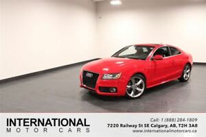 2011 Audi A5 S-LINE 6 SPEED MANUAL!
