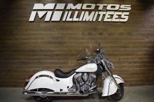 2016 Indian Motorcycles Chief Classic Liquidation hivernale 250