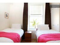210 pounds per week minimum 1 week twin bedroom or double