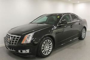 2012 Cadillac CTS Premium|DVD|AWD|Heated leather|