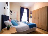 SHORT STAY Furnished Studio for 2 people in Willesden Green. Ideal Business or Holiday Rentals (#P2)