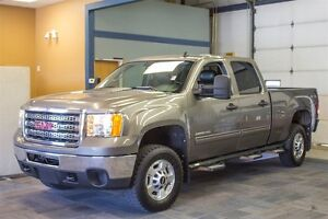 2013 GMC SIERRA 2500HD SLE *Leather *4x4 *Bluetooth *3.73 Axle R