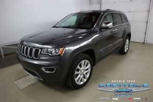 2017 Jeep Grand Cherokee Limited *4X4 AWD BLUETOOTH*
