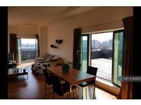 2 bedroom flat in Masshouse Plaza, Birmingham, B5 (2 bed)
