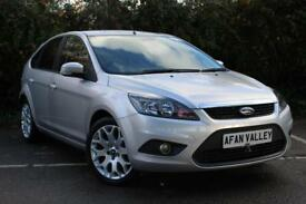 Ford Focus Zetec 5dr **1 LOCAL OWNER** (silver) 2011