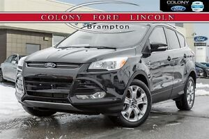 2015 Ford Escape FORD CERTIFIED, LOW % RATES & EXTRA WARRANTY!