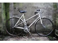 MOTOBECANE LE CHAMPION. 21 inch, 54 cm. Vintage ladies womens, dutch mixte Vitus frame road bike