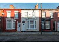 3 bedroom house in Grosvenor Road, Liverpool, L15 (3 bed)
