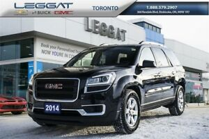 2014 GMC Acadia SLE1 FITS THE WHOLE FAMILY