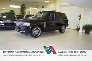 2010 Land Rover Range Rover AUTOBIOGRAPHY SUPERCHARGED!